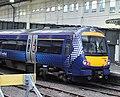 Class 170 in Waverley Station 2014 02.JPG