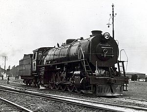 South African Class 18 2-10-2 - Image: Class 18 2 10 2