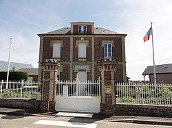 Clasville (Seine-Mar.) mairie.jpg