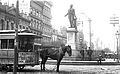 Clay Monument New Orleans Horse Tram Trovatore.jpg