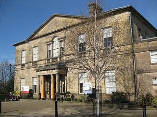 municipal museum situated in Clifton House on the western edge of Clifton Park in Rotherham, South Yorkshire, England