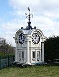 Clock Tower, Ainleys Industrial Estate, Elland - geograph.org.uk - 1841740.jpg