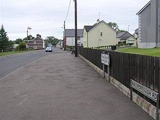 Cloughmills Human settlement in Northern Ireland