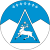 Coat of Arms of Olenyok rayon (Yakutia).png