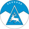 Coat of Arms of Olenyok rayon (Yakutia).png