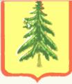 Coat of Arms of Pružana, Belarus, 1845.png