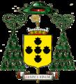 Coat of arms of Philippus Erardus van der Noot.png