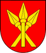Coat of arms of Vráble.png