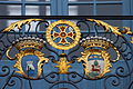 Coats of arms, balcony of Capitole of Toulouse 06.JPG