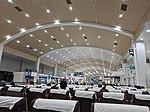 Cochin international Airport terminal near Gate 4B.jpg