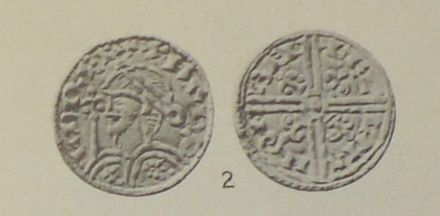 Coin of Harold Harefoot Coin of King Harold Harefoot.JPG