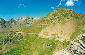 Les cols mythiques du Tour de France 280px-Col_tourmalet_03