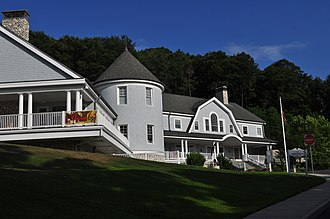 Cold Spring Harbor Library - Cold Spring Harbor Library (2013)