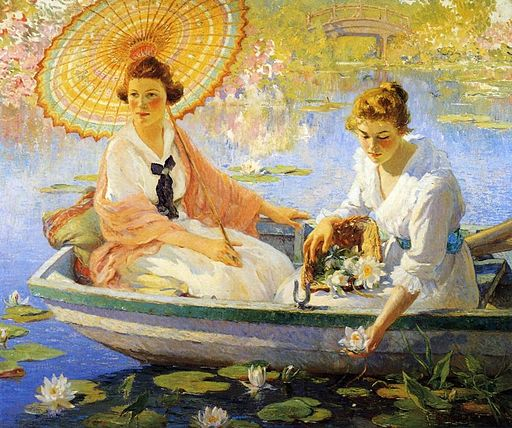 Colin Campbell Cooper, Summer