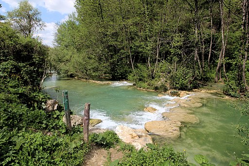 Parco fluviale dell'Alta Val d'Elsa, ponticino