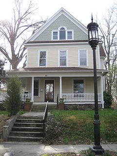 College Hill, Greensboro, North Carolina human settlement in Greensboro, North Carolina, United States of America