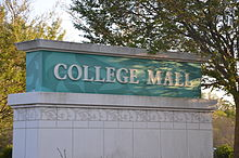 College Mall Sign Large.JPG
