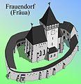 Color, Biserica fortificata din Axente Sever.jpg
