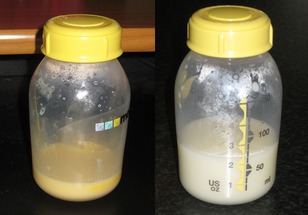 Breast Milk At Room Temperature After Heating