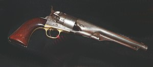 Colt Army Model 1860 - Colt Army Model 1860
