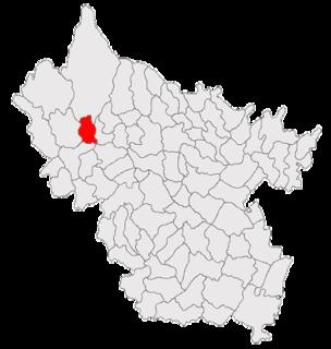 Colți Commune in Buzău, Romania