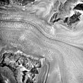 Columbia Glacier, Valley Glacier and Distributaries, Kadin Lake, September 22, 1992 (GLACIERS 1577).jpg