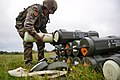 Combined Endeavor 2013; French army artillery live fire on Grafenwoehr Training Area 130817-A-HE359-003.jpg