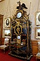 Combined fall-front desk, cabinet, and clock, by René Dubois and Jean Goyer, France, c. 1770 - Waddesdon Manor - Buckinghamshire, England - DSC07684.jpg