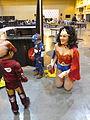 ComicConWizardWorld 2014 Hall Wonder Woman.JPG