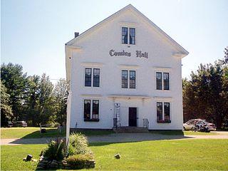 Comins Hall