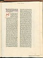 Commentaria in Aristotelis Ethicorum libros 1478 Tomás de Aquino.jpg