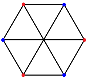 Complete bipartite graph - Image: Complex polygon 2 4 3 bipartite graph