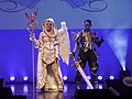 Concours Cosplay Dimanche - Mang'Azur 2014 - P1830432.JPG