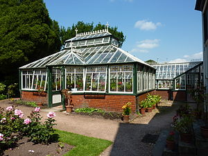 Sunnycroft - Image: Conservatory