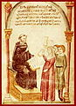 ConstantineTheAfrican examines patients urine, full size image.jpg