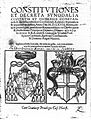 Constitutiones et decreta synodalia Konstanz 1567.jpg