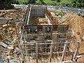 Construction of Power House, Denawaka Ganga Mini Hydro Power Project 04.jpg