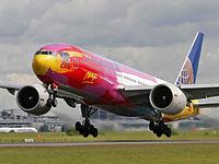 N77014 - B772 - United Airlines