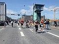 Copenhagen Marathon 2015 on Langebro 02.jpg