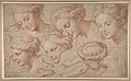 Copies after Raphael's 'The Finding of Moses' MET DP810304.jpg