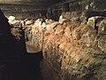 Corredor nas Catacumbas da Igreja sa Mesiricordia, ilha Terceira, Angra do Heroísmo, Açores.JPG