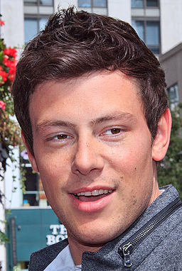 Cory Monteith @ Toronto International Film Festival 2011