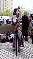 Cosplayer of Yuuki, Sword Art Online in CWT39 20150228a.jpg