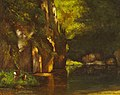 Courbet - The Stream at Le Puits Noir, 1865.jpg