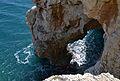 Cova dels Arcs des de dalt.JPG