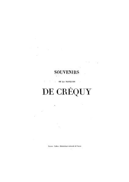 File:Créquy - Souvenirs, tome 5.djvu