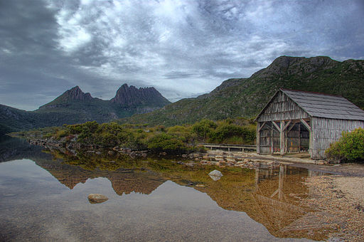 Cradle Mountain Dove Lake HDR Stevage