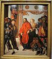 Cranach il vecchio, cristo e l'adultera 1, 1520-25, aschaffenburg, staatsgalerie.JPG