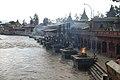 Cremation at Pasupatinath - panoramio.jpg