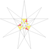 Crennell 49th icosahedron stellation facets.png
